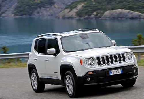JEEP RENEGADE Turbo DIESEL AUTOMATIC